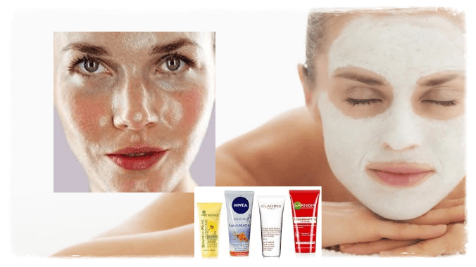 домашний уход за жирной кожей лица