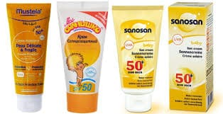 солнцезащитный крем как выбрать