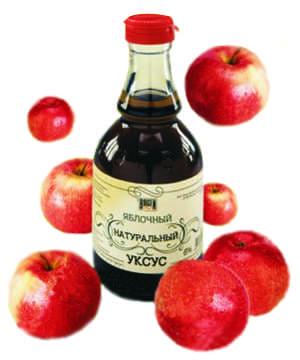 яблочный уксус применение в народной медицине