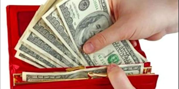 приметы кошелек с деньгами