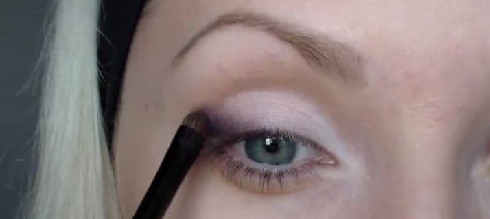 . Макияж дневной пошагово под цвет глаз