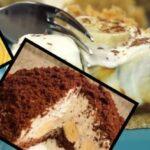 3 простых рецепта торта из печенья с бананом без выпечки, со сметаной, пошаговые фото