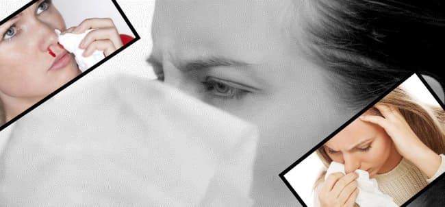 кровотечение из носа причины у взрослых из одной ноздри что делать