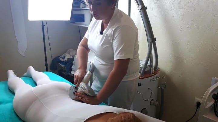 аппаратный массаж от целлюлита