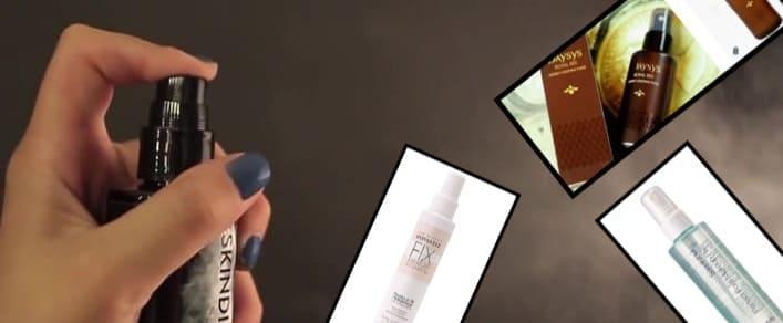 спрей фиксатор для макияжа