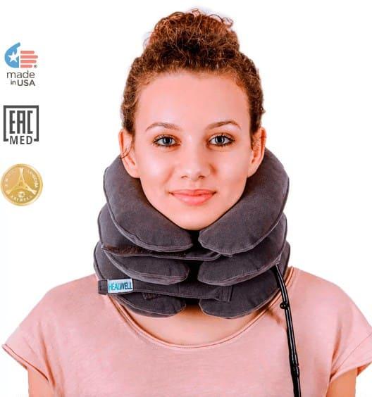 ортопедическая подушка при