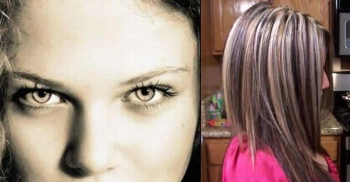 мелирование на русые волосы фото до и
