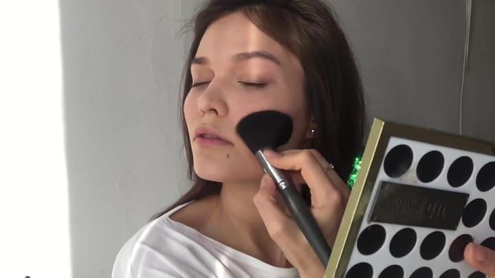 макияж самостоятельно