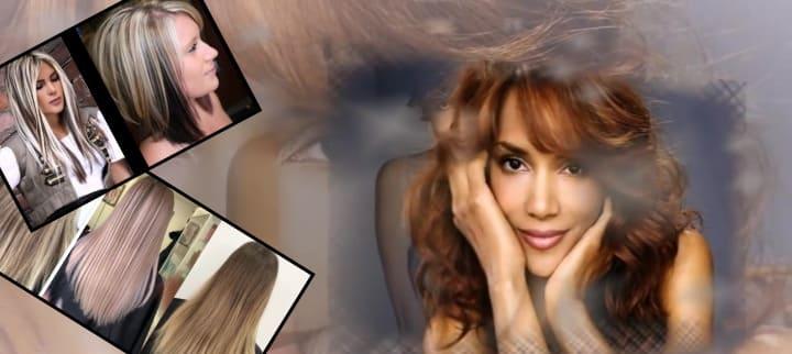 мелирование на русые волосы фото до и после