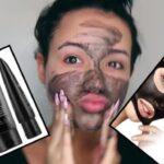 Черная маска для лица: лучшие бренды с углем от черных точек, ТОП-5 аптечных средств, домашний рецепт
