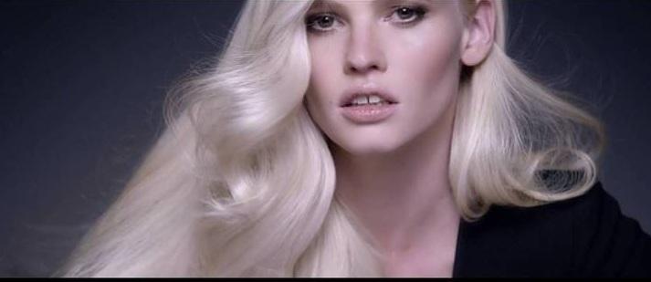 блонд без желтизны краска