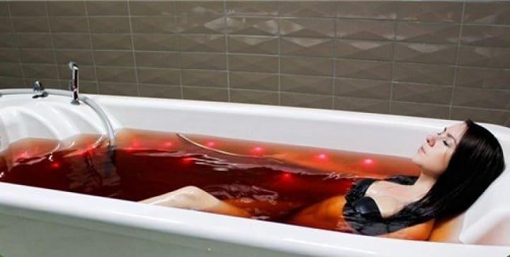 пантовые ванны показания и противопоказания
