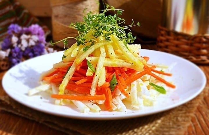 . Вегетарианские рецепты 9 простых и вкусных блюд