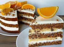 Готовим морковный торт – 7 простых рецептов