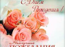 Прикольные поздравления девушке с Днем рождения в стихах и прозе