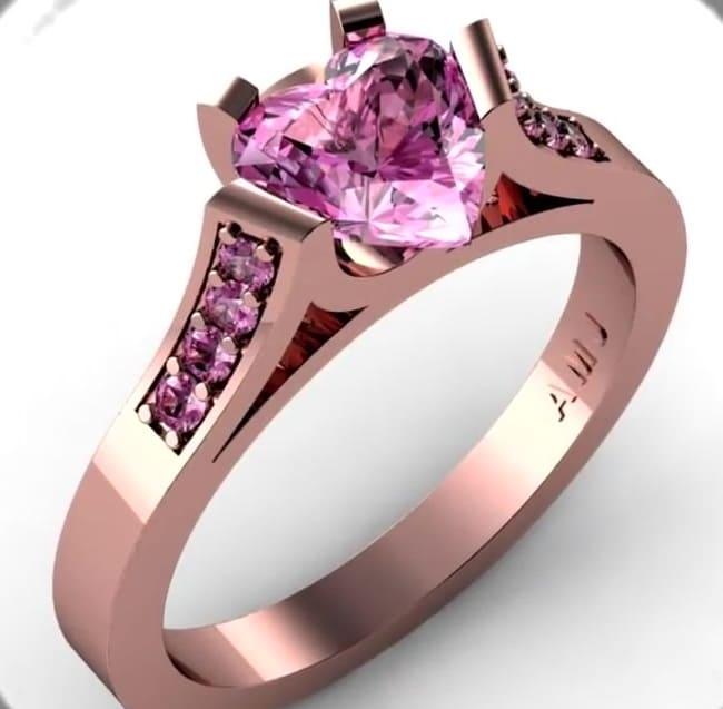 пурпурное золото