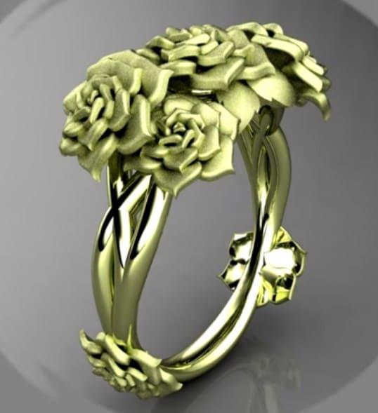 Зелёное золото что это такое, как не купить украшение из токсичного золота