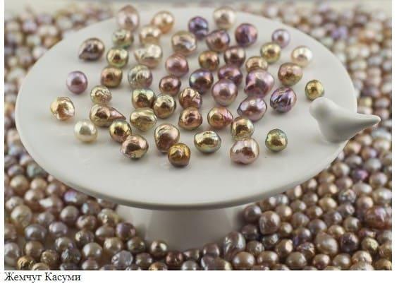 Что такое барочный жемчуг Куда ставить ударение в слове Лечебные и магические свойства драгоценного камня Кому подходит